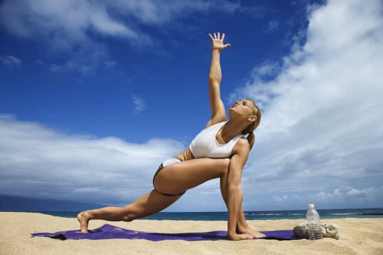 How Yoga Helps Me Feed My Body & My Soul