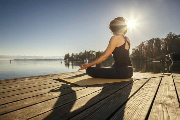 """Yoga Therapy: It's Not Just """"Gentle"""" Yoga"""