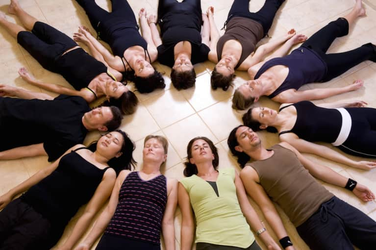 5 Ways You're Doing Savasana All Wrong