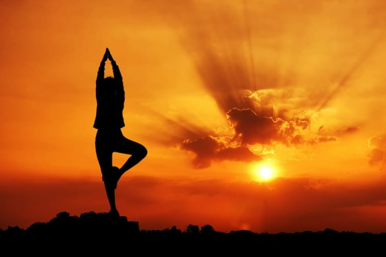 How I'm Working Through A Yoga Rut