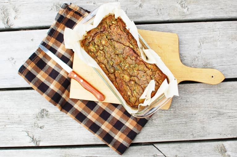 Mmmm Good: Gluten-Free Maple Zucchini Bread