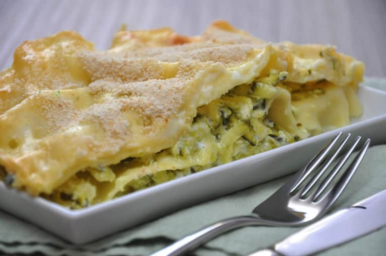 Raw Recipe: Mind-Blowing Vegan Lasagna