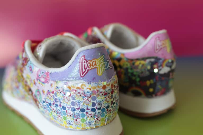 Reebok & Lisa Frank Just Teamed Up To Make The '90s Sneaker Of Our Dreams