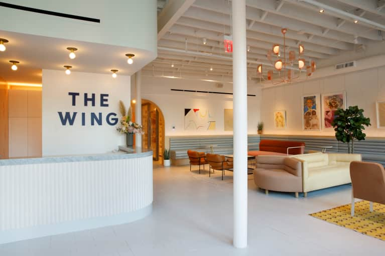 The Wing's New Workspace Is All About Wellness, And Right Next To mbg HQ
