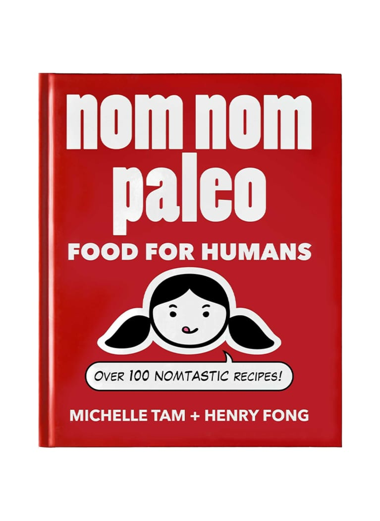 Nom Nom Paleo by Michelle Tam & Henry Fong cover image