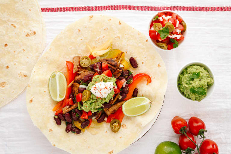 These Seitan Fajitas Will Impress Even The Biggest Of Carnivores
