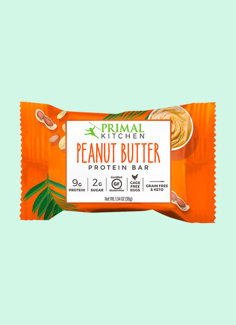 Primal Kitchen peanut butter protein bar