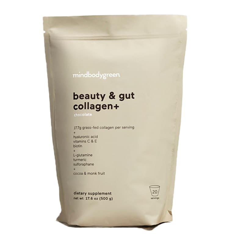 mindbodygrean beauty & gut collagen+