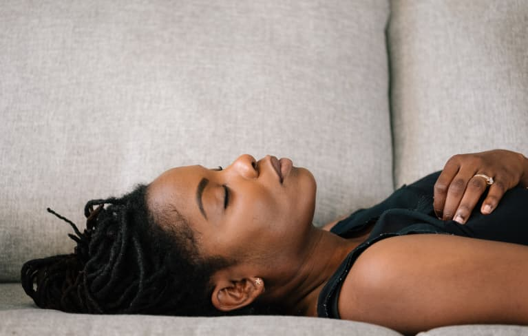 7 Stress-Relieving Intentions We All Need To Set This Fall