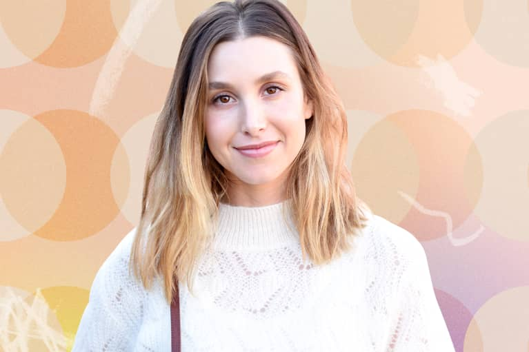 On The Go? This Is Whitney Port's Must-Have Wellness Travel Item