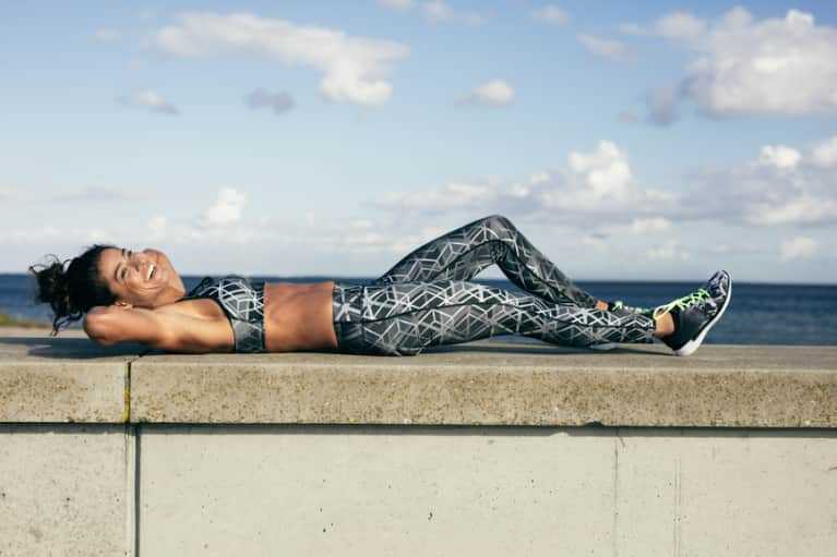 An Inclined Abs Exercise For A Stronger Core