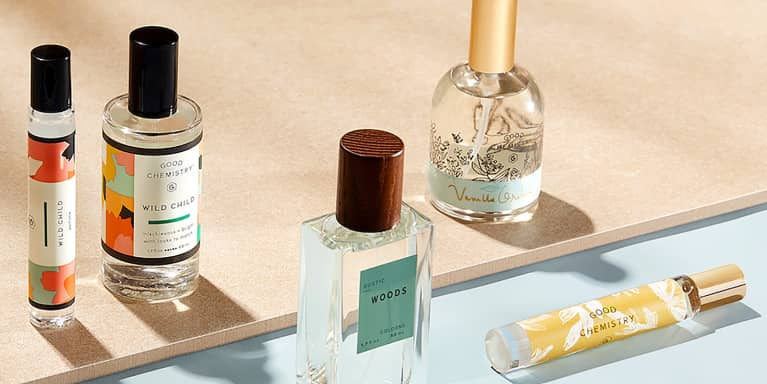 Target Just Launched A New Line Of Paraben-Free Fragrances
