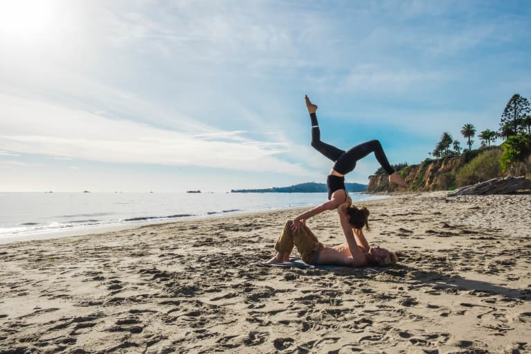 How AcroYoga Transformed My Sex Life