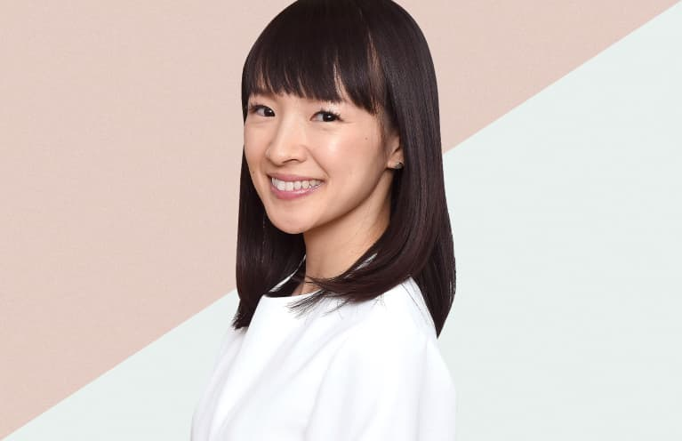 Marie Kondo's Quest For Joy Sparks New Store & Minimalist Product Line