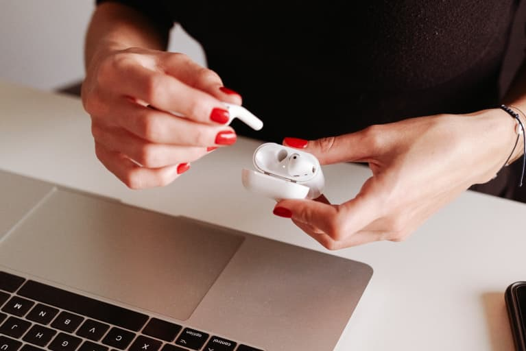 How Should You *Really* Be Cleaning Your AirPods? We Asked An Expert