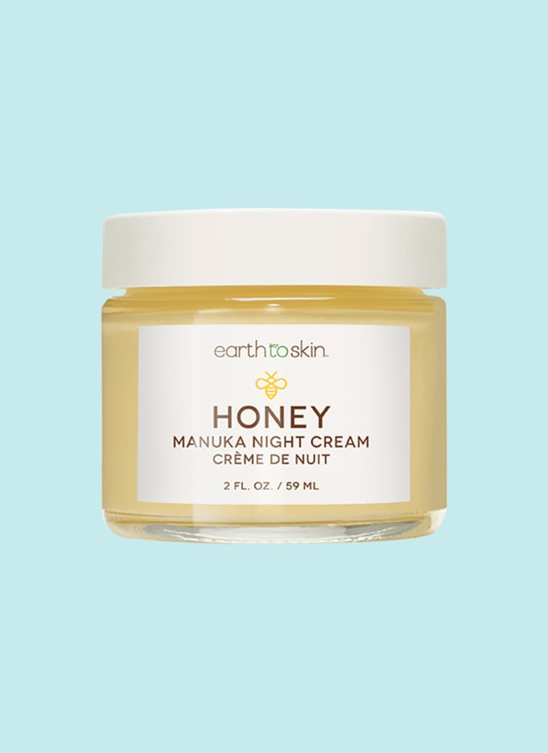 Honey Manuka Calming Night Cream