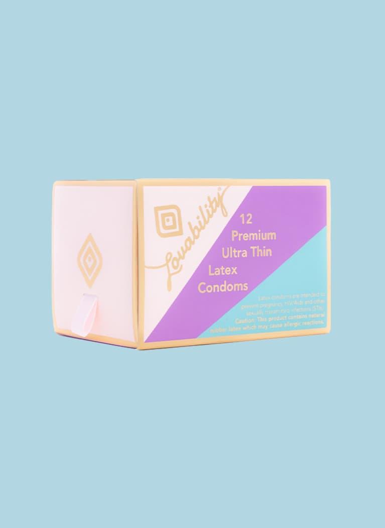 Lovability Ultra-Thin Condoms