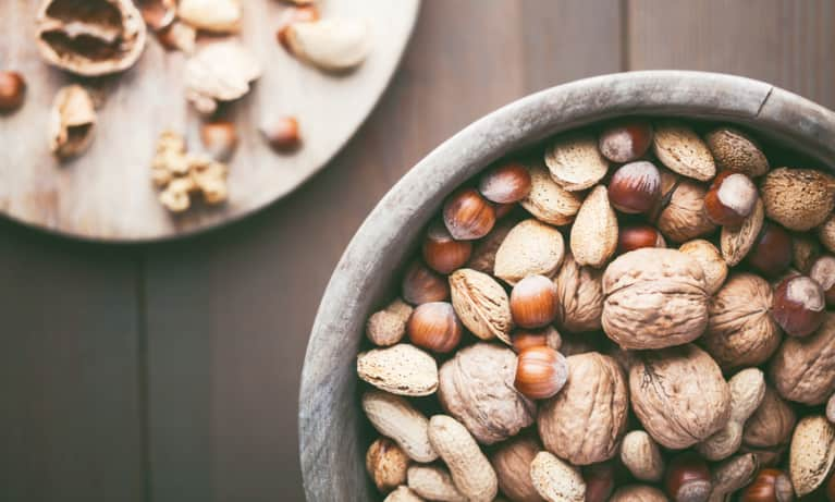 Walnuts Vs. Almonds: What Nut Should You Eat?