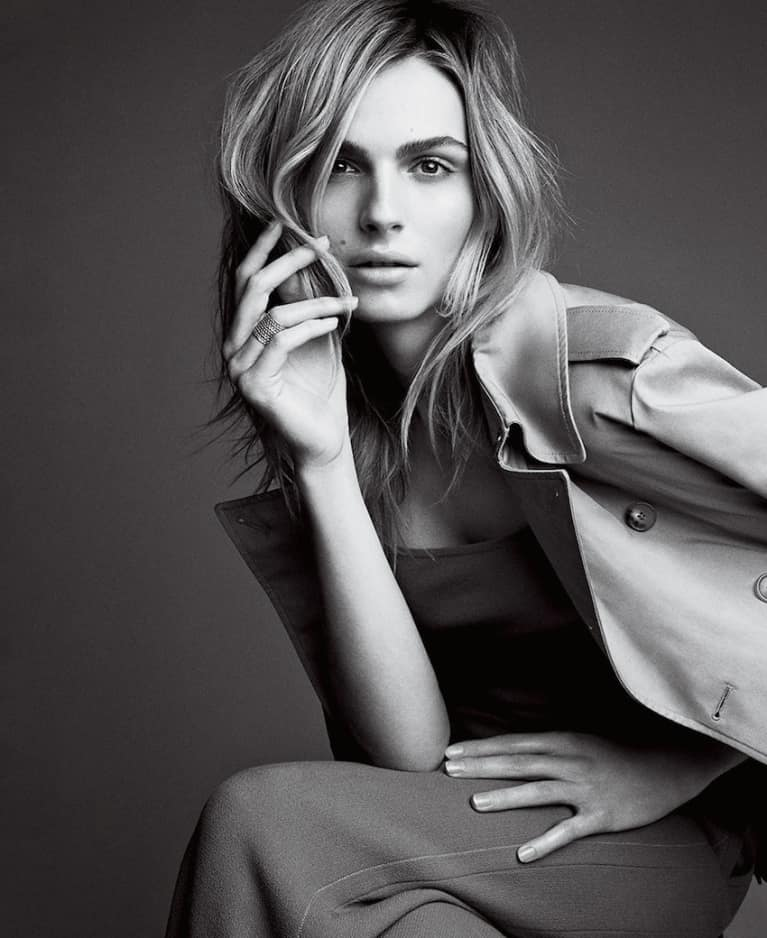 Transgender Model Andreja Pejic Profiled In Vogue, Lands Beauty Deal