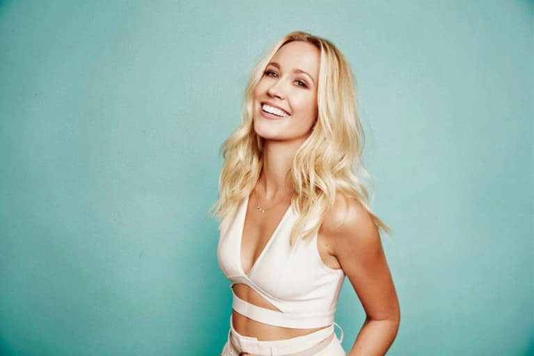 The Morning Wellness Ritual That Keeps Actress Anna Camp So Damn Perky