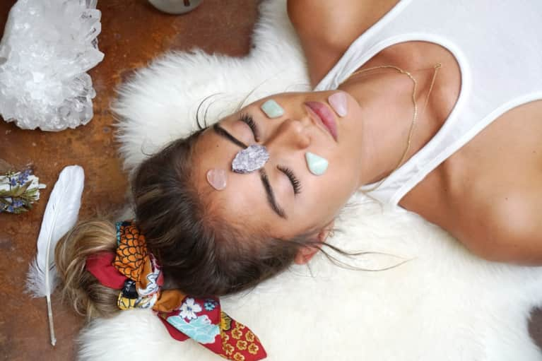 How Gemstone Facials Can Help You Tap Into Your Inner Power