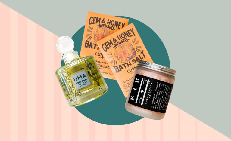 A Natural Bath Soak For Every Budget, Because Winter