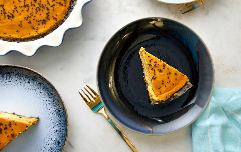 This Pumpkin Pie Has A Secret Gut-Healing Ingredient