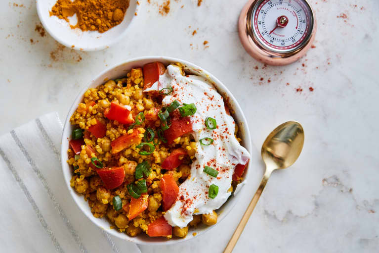 Recipes With Benefits: This Protein-Packed Vegan Dinner Is Ready In 5 Minutes Flat