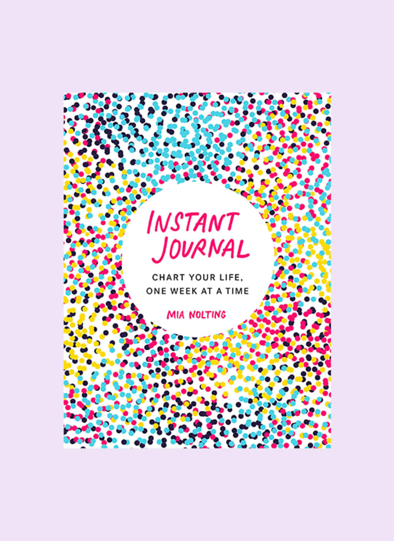 For someone who wants to track habits and emotions: Instant Journal