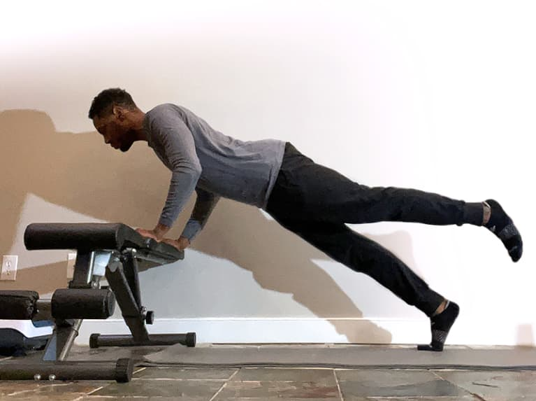 Struggle With Pushups? Try This Helpful Trick, From A Fitness Trainer