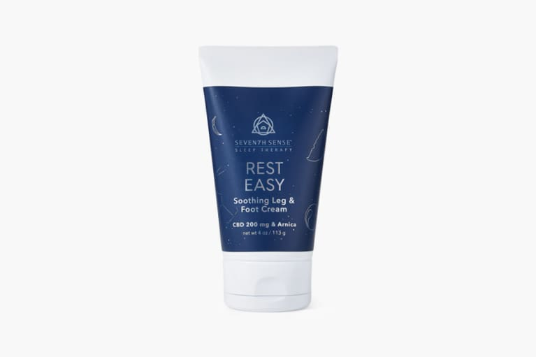 <p>CBD Rest Easy Soothing Leg and Foot Cream</p>