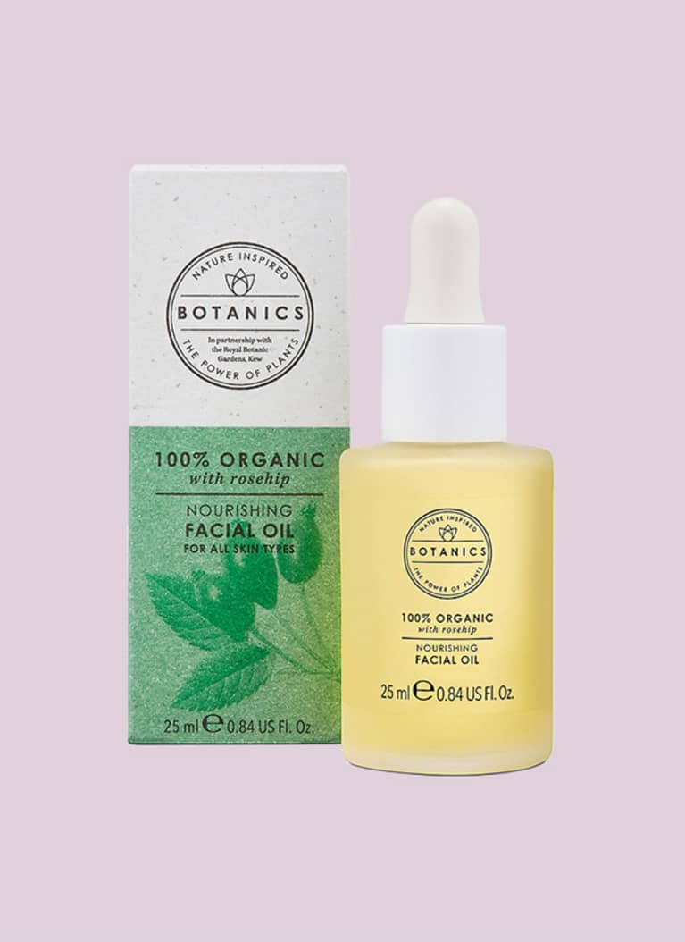 Botanics 100% Organic Nourishing Face Oil