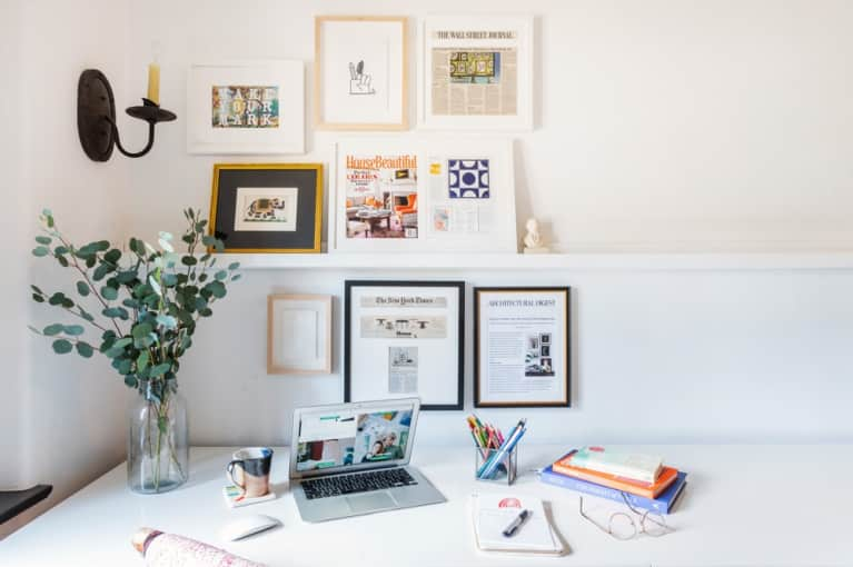 The Easy Way To Turn Mementos Into Meaningful Art