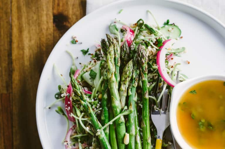Advice From A Vegetable Butcher: What To Do With Spring Asparagus