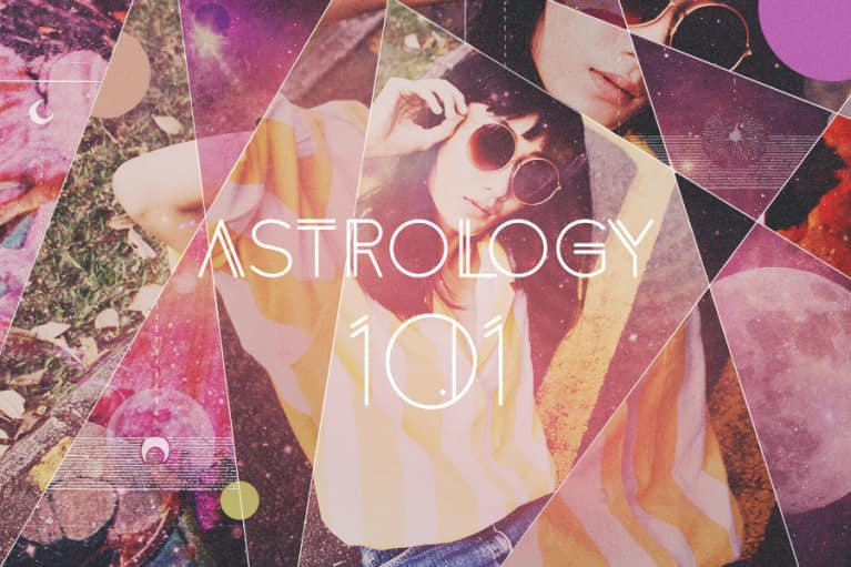 Astrology 101: How To Sync Your Monthly Cycle With The Phases Of The Moon