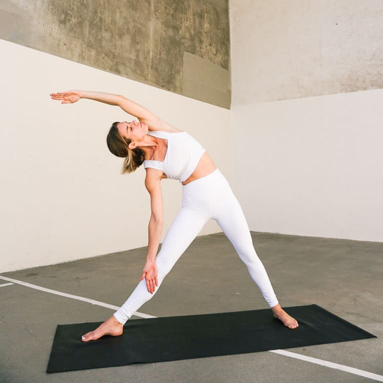 A 15-Minute Yoga Flow To Create Space For The Changing Of Seasons