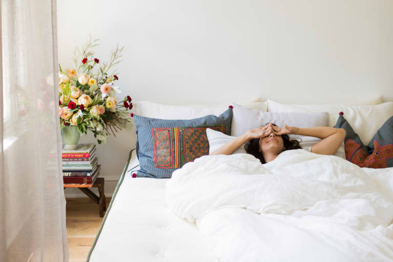 The No. 1 Way To Detox Your Bedroom & Sleep Better