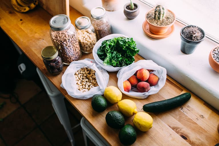Clean Up Your Pantry With These TK Sustainable Food Marketplaces