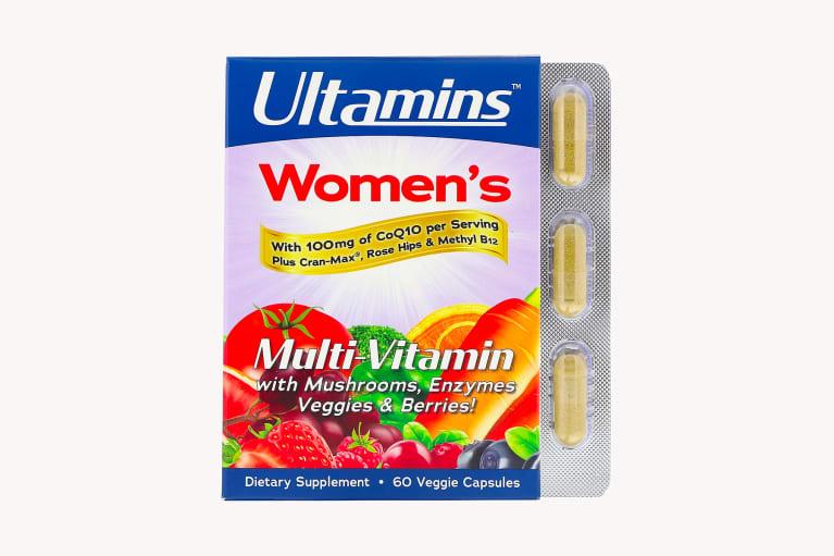 <p>Ultamins Women's Multi-Vitamin</p>