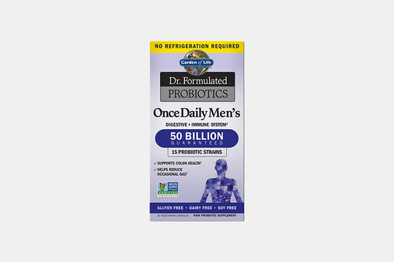 <p>Dr. Formulated Once Daily Men's</p>