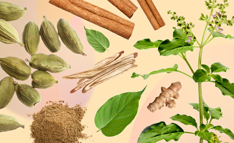 Ayurvedic Herbs & Spices And Their Health Benefits