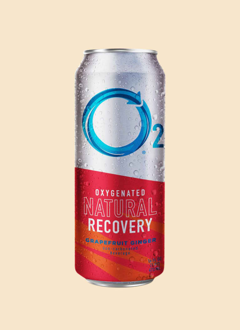 O2 Natural Recovery Drink—Grapefruit Ginger