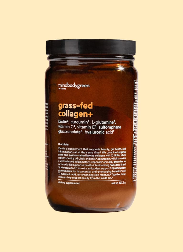 mindbodgyreen grass-fed collagen