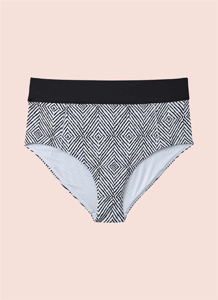 CALIA by Carrie Underwood High-Rise Swim Bottoms
