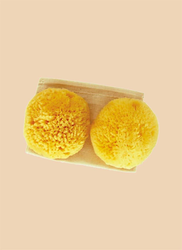 Jade and Pearl sea sponge tampon alternatives