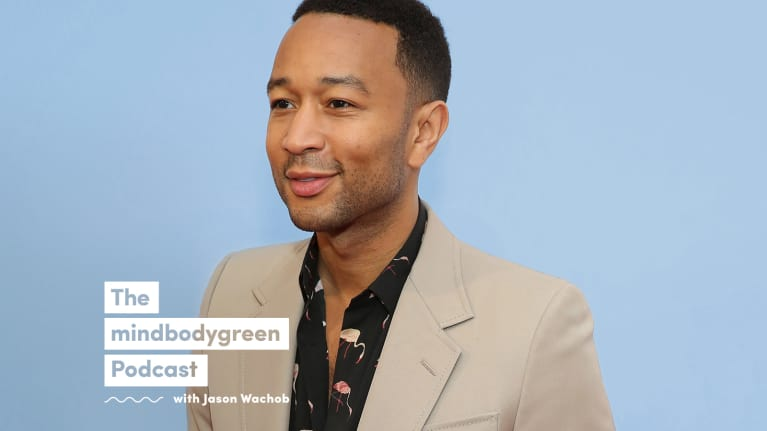 EGOT Winner John Legend On How Life's Changed Since Becoming A Dad & How He Wants To Change The World