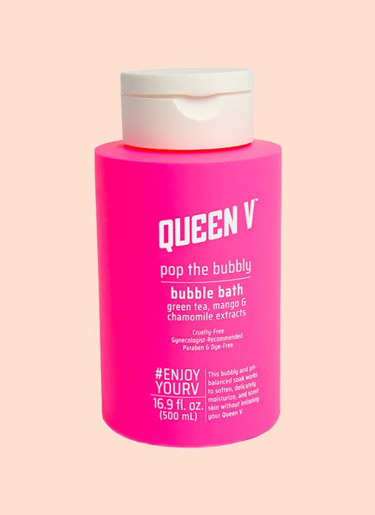Queen V Pop the Bubbly Bubble Bath