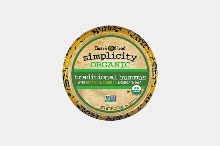 <p>Boar's Head® Simplicity® Organic Traditional Hummus</p>