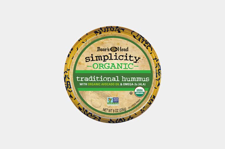 Boar's Head® Simplicity® Organic Traditional Hummus