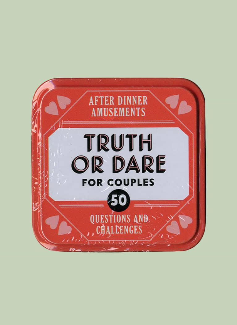 2. Truth or Dare
